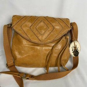 The Sak Silverlake Leather Crossbody Shoulder Bag